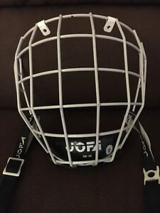 Vintage hockey Jofa cage face mask. 381 Sr.