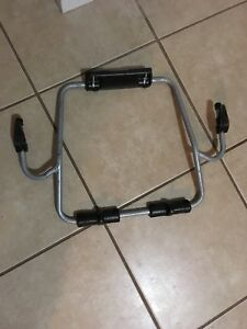 Graco car seat adapter for BOB strollers