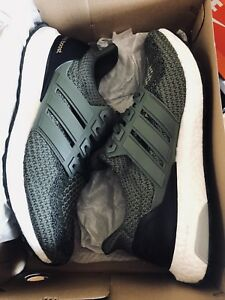 BRAND NEW ULTRABOOST OLIVE GREEN DS SZ 10