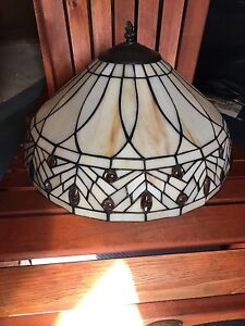 Stained Glass light shade / lamp