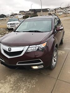 2011 Acura MDX Technology & Entertainment package - fully loaded