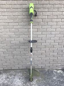 Green works electric trimmer