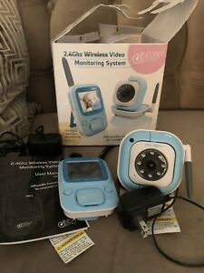Summer infant dxr 5 baby video monitor