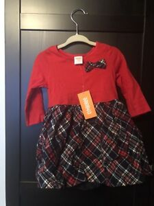 Brand new with tags baby dress