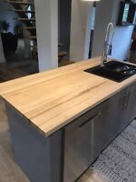 Custom woodworking and metal working
