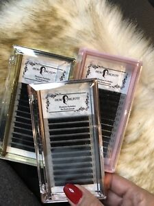 Eyelash extensions tray for sale