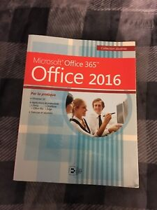 Microsoft office 365 textbook (french)