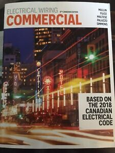 electrical wiring commercial 8th canadian edition