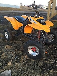 2003 Honda 400ex bored out to a 416