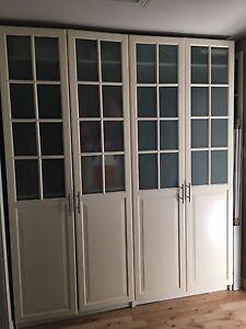 5 portes Tyssedal pour armoire PAX