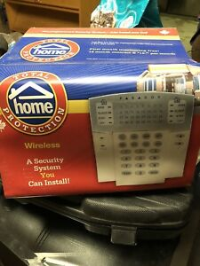 Canadian made home alarm system