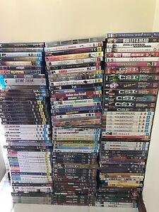 150 DVDs for sale! East Victoria Park Victoria Park Area Preview
