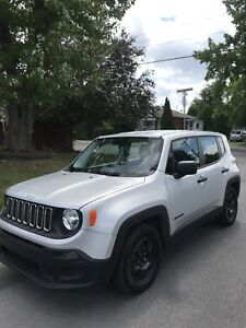 Jeep Renegade 2015 Full Guarantee 2021 or 100,000k