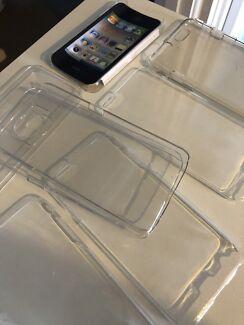Bulk Clear phone cases - $40