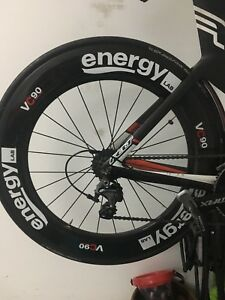 Energy Lab Carbon Fibre Wheels
