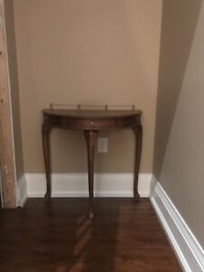Small Antique Wood Table