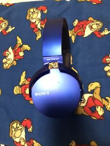 Brand new Sony headphones