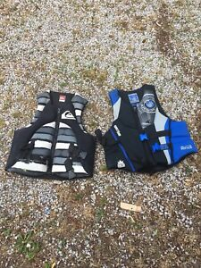 TWO PFD's FOR SALE