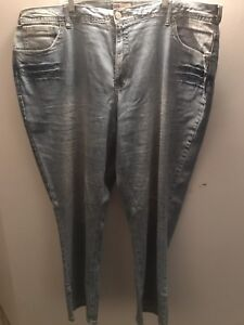 Large variety of plus size pants