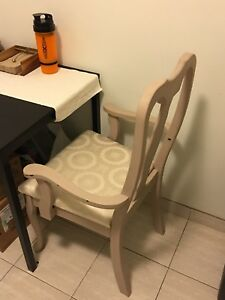 Painted dining chairs (2)