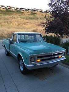 1968 Chevrolet C-20