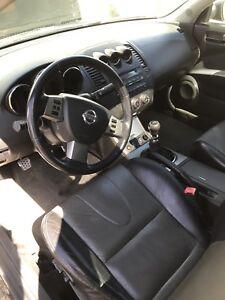 Nissan Altima SER 3.5L 2005