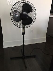 ELECTRIC STAND FAN  - TWO FOR 39