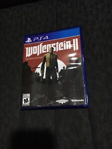 Wolfenstein II for PS4