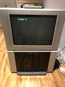 """Sony 27"""" CRT with stand"""