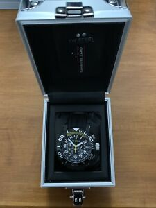 LIMITED EDITION TW STEEL WATCH FOR MEN
