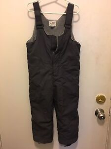 Size 4T Grey Snowpants