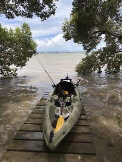 Viking Fishing Kayak