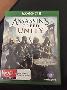 Assassin's Creed Unity Xbox One Picnic Point Bankstown Area Preview