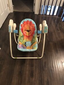 Baby bouncer and Electric rocker bundle $20