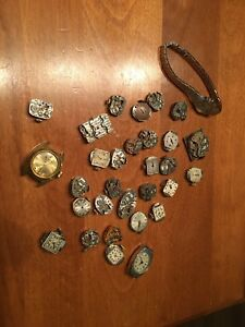 Watch movement lot