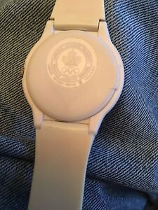 Officially Licensed, Limited Edition, Olympic Watch. Moose Jaw Regina Area image 5