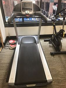 Commercial precor treadmill The Rocks Inner Sydney Preview