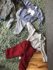 Baby Boys 3-6m excellent condition! Suitable for Fall or Winter