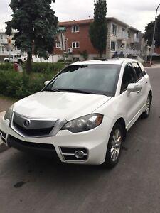 Acura RDX AWD toutes options- vente urgente