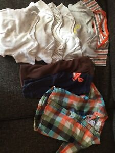 6 month old baby boy lot