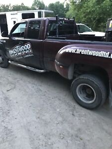2001 chev 3500 extended cab dually