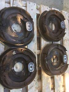 Trailer brakes