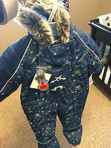 Brand New 12 month Snow Suit