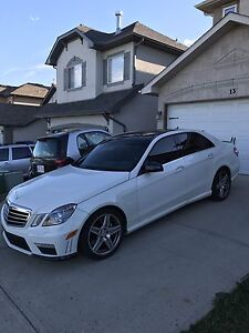 2010 E63 AMG only 28.000km
