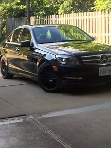 2011 Mercedes c300 matic