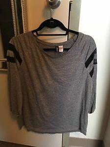 Long sleeve with mesh arms