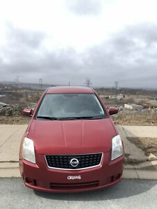 For Sale - 2009 Nissan Sentra 2.0 6 Speed Manual