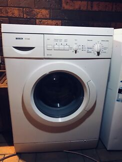 Large Bosch washing machine
