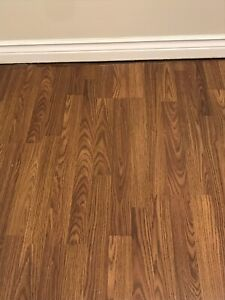 Laminate Flooring - Great condition
