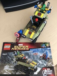 76017 - Marvel Super Heroes LEGO